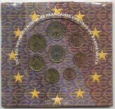 COFFRET EURO BU 2001 NEUF SOUS BLISTER