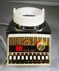 Vintage Oster Pulse Matic 10 Model 860-41 Blender Chrome Base Only 'Rare' Works