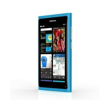 "SMARTPHONE NOKIA LUMIA N9 CYAN BLUE 16GB 3,9"" AMOLED MEEGO CARL ZEISS TESSAR."