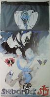 HORST JANSSEN - Siebdruck (1992) Ausstellungsplakat / Offset handsigniert.