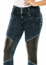 New VIRTUAL SENSUALITY Butt Lift Up Buttocks Lifting Stretch Jeans YORK