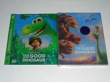 THE GOOD DINOSAUR Blu Ray STEELBOOK LENTICULAR KIMCHIDVD 3D  418 of 700 Sealed