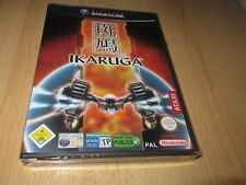 Pal version Nintendo GameCube Ikaruga