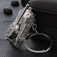 EB_ Men Tank Model Pendant Key Chain Keychain Alloy Ring Bag Car Wallet Decor Sa