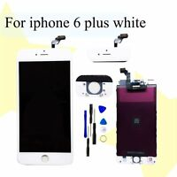 For iPhone6 Plus 5.5'' LCD Touch Screen Digitizer Display + Assembly - White