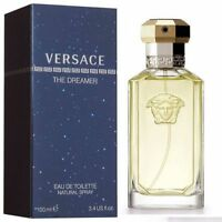 VERSACE THE DREAMER FOR MAN PROFUMO UOMO EAU DE TOILETTE 100ml MADE IN ITALY