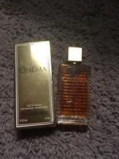 """""""CINEMA"""" BY YVES SAINT LAURENT MINI EDP. 0.5OZ/15 ML FOR WOMEN IN BOX SPLASH"""