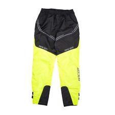 Racer Flex Regenhose gelb Gr. 3XL wasserdicht und atmungsaktiv Motorrad Freizeit