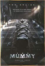 THE MUMMY MOVIE POSTER DS ORIGINAL INTL Advance 27x40 TOM CRUISE SOFIA BOUTELLA