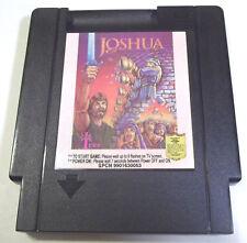 Joshua: The Battle of Jericho (Nintendo) 1992 Wisdom Tree NES game FREE SHIPPING