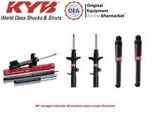 4 Ammortizzatori a Gas KYB Excel-G Fiat Multipla (186) 1.6 16V - 1.9 JTD NUOVI