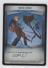 2009 Huntik Trading Card Game - Secrets and Seekers #SAS_111 Quick Strike 1i3