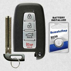 For 2011 2012 2013 2014 Hyundai Azera Elantra Sonata Veloster Car Remote Key Fob