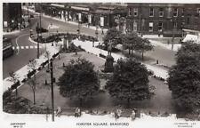 Forster Square Bradford Yorkshire Lily White Ltd Early 1960's RP Postcard
