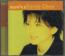 Sarah Chen Shu Hua / 陳淑樺 - 滾石香港黃金十年 精選 (Out Of Print) (Graded: S/S)