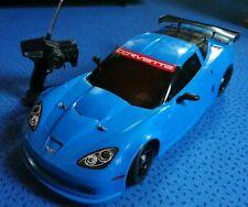 Kyosho Deagostini Corvette C6R GT2 Verbrenner V-Motor GXR 28 1:7 4WD Rarität