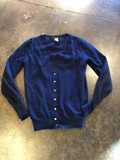 Marc Jacobs attached twinset color block cashmere S