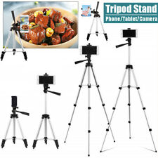 Adjustable Tripod Stand Clip Live Support For iPad iPhone Samsung Tab Huawei LG