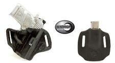Sig Sauer P238 No Laser OWB Shield Holster and OWB 380 Mag combo R/H Black