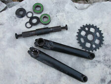 GT Bike 3 Piece Crankset, Includes Arms, Sealed Bearings Spindle and Chainwheel