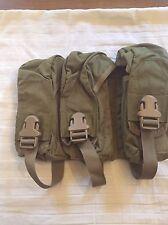 NEW Eagle Industries M4 Triple (3x3) Pouch Khaki SFLCS Military - 9 Mag Capacity