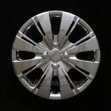 "Fits Toyota Yaris 2007-2011 Replica Hubcap - 15"" Chrome"