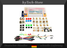 3.3V/5V Power Module+MB-102 830 Points Breadboard Steckbrett+Jumper Kit