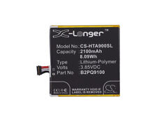 Replacement Battery For HTC 3.85v 2100mAh / 8.09Wh Mobile, SmartPhone Battery