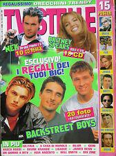 TV STELLE 238 1999 BSB Ultra Vasco Rossi Geri Halliwell James Dean Ligabue Blur