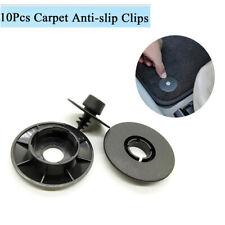 10 Pcs Car Floor Mat Clamp Fastener Retainer Clips Carpet Anti Skid Accessoires