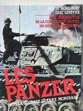 Livre Copernic - Les Panzer Dans La Seconde Guerre Mondiale