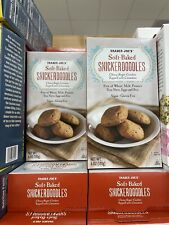 2 PACK Trader Joes Soft-baked Snickerdoodles Chewy Sugar Cookies