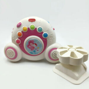 Tiny Love Soothe n' Groove Mobile Princess BASE & CRIB ATTACHMENT Music 0-24 Mos