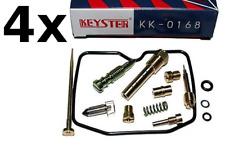 Kawasaki 750Zephyr, ZR750, Keyster Vergaser-Dichtungssatz 4 Kits