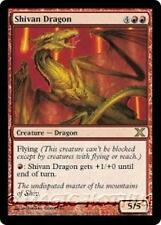 SHIVAN DRAGON Tenth Edition MTG Red Creature — Dragon RARE