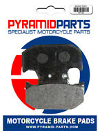 Rear Brake Pads for Yamaha WR 400 F 1998