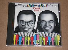 ANTONIO E MARCELLO - PIANO PIANO - CD COME NUOVO (MINT)