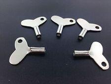 Novelty-Pendulette Clock Key #1 2.6 mm Set of 5  bouncing doll Clocks