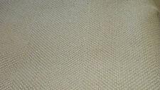 Light Gold Herringbone Chenille Upholstery Fabric 1 Yard F814