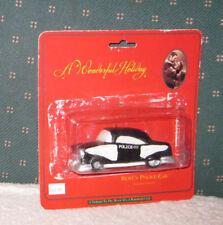 It's a Wonderful Life  Bert's Police Car - Target - Mint in Package!