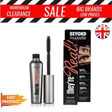 Beyond Black Mascara Eyelash Lash Extension They're Real Benefit UK TOP SELLER