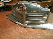 PACKARD GRILL, 1948, 1949, 1950. GOOD CORE. GOOD CONDITION.