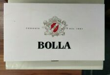 Bolla Wine Wood Box with Locking Clasp Italy Lightweight - Holds 2 750ml bottles
