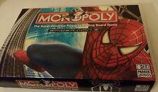 Spider-man monopole jeu de société-Parker édition 2007 -
