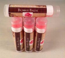 Lip Balm Bubble Balm Flavor Pink Gum Chapstick Tube All Natural Vegetarian