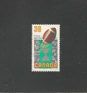 Canada #1154 (A535) VF USED - 1987 36c 75th Grey Cup, Vancouver