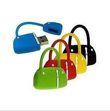 Lightahead Purse USB 4GB Flash Pen Drive Silicone Portable data storage device