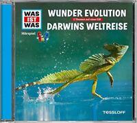 WAS IST WAS - FOLGE 65: WUNDER EVOLUTION/DARWINS WELTREISE TESSLOFF  CD NEW