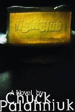 Fight Club: A Novel by Chuck Palahniuk (Hardback, 1996)
