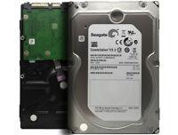 "Seagate Constellation ES ST4000NM0033 4TB 7200RPM 128MB 6.0Gb/s 3.5"" Hard Drive"